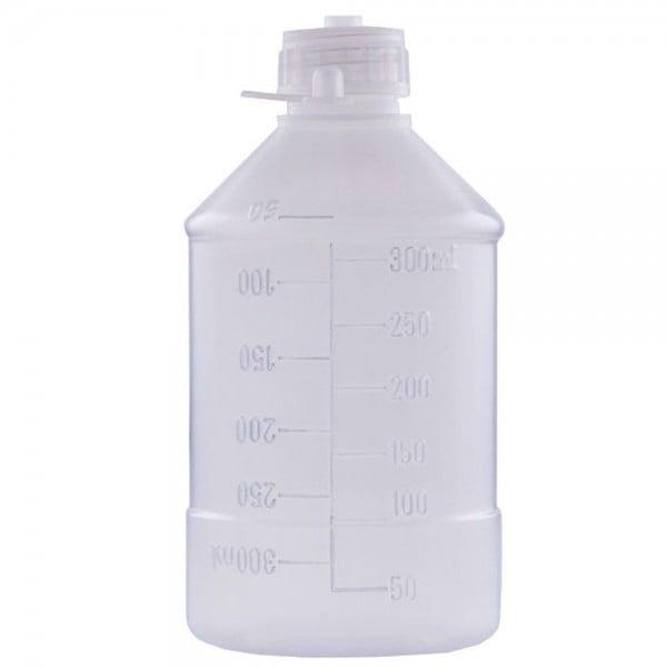 Frasco de nutrição enteral 300 ml RMDESC