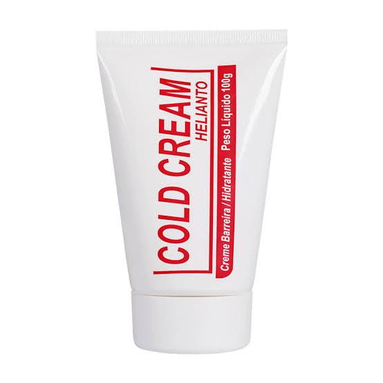 Cold Cream creme barreira 100g