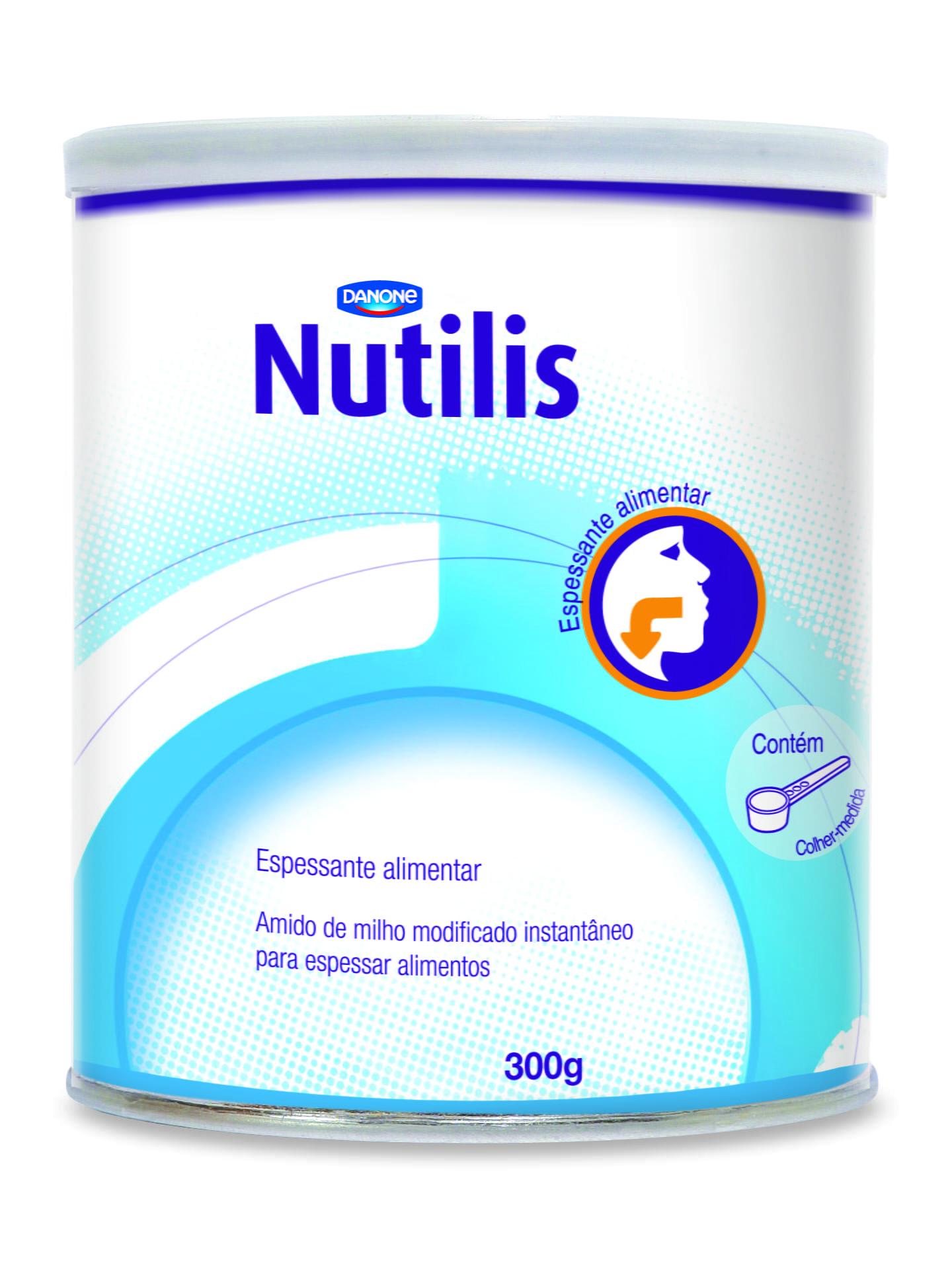 Nutilis espessante sem sabor 300g