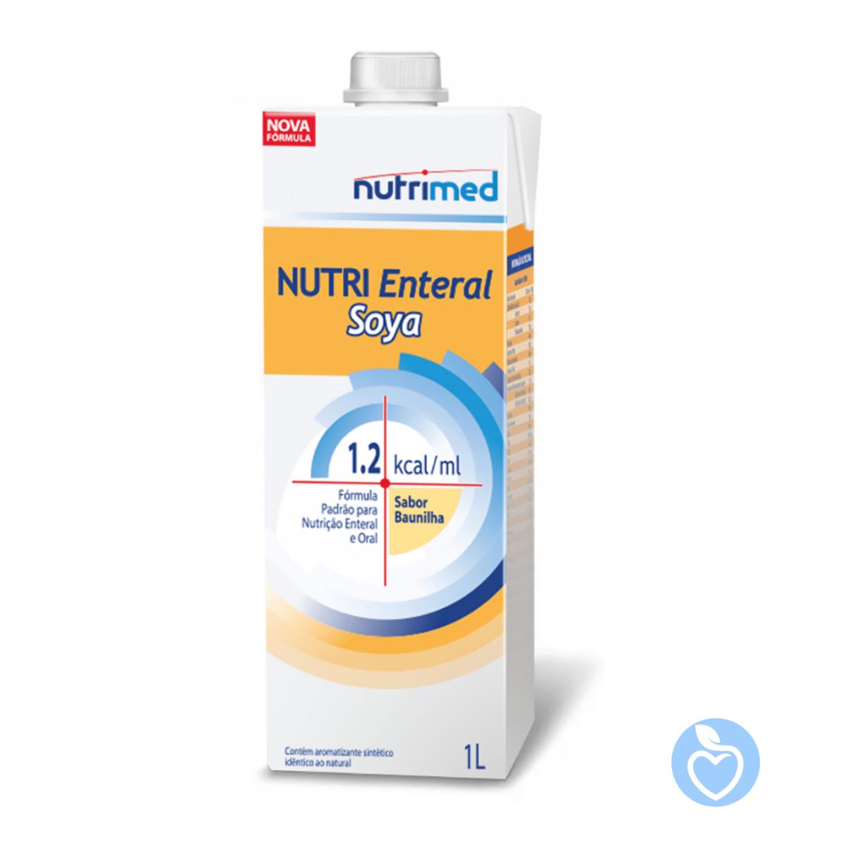 NUTRI ENTERAL SOYA 1.2 1000 ml