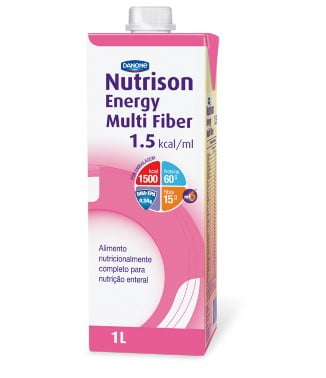 Nutrison Energy Multifiber 1.5 Kcal - 1000 ml