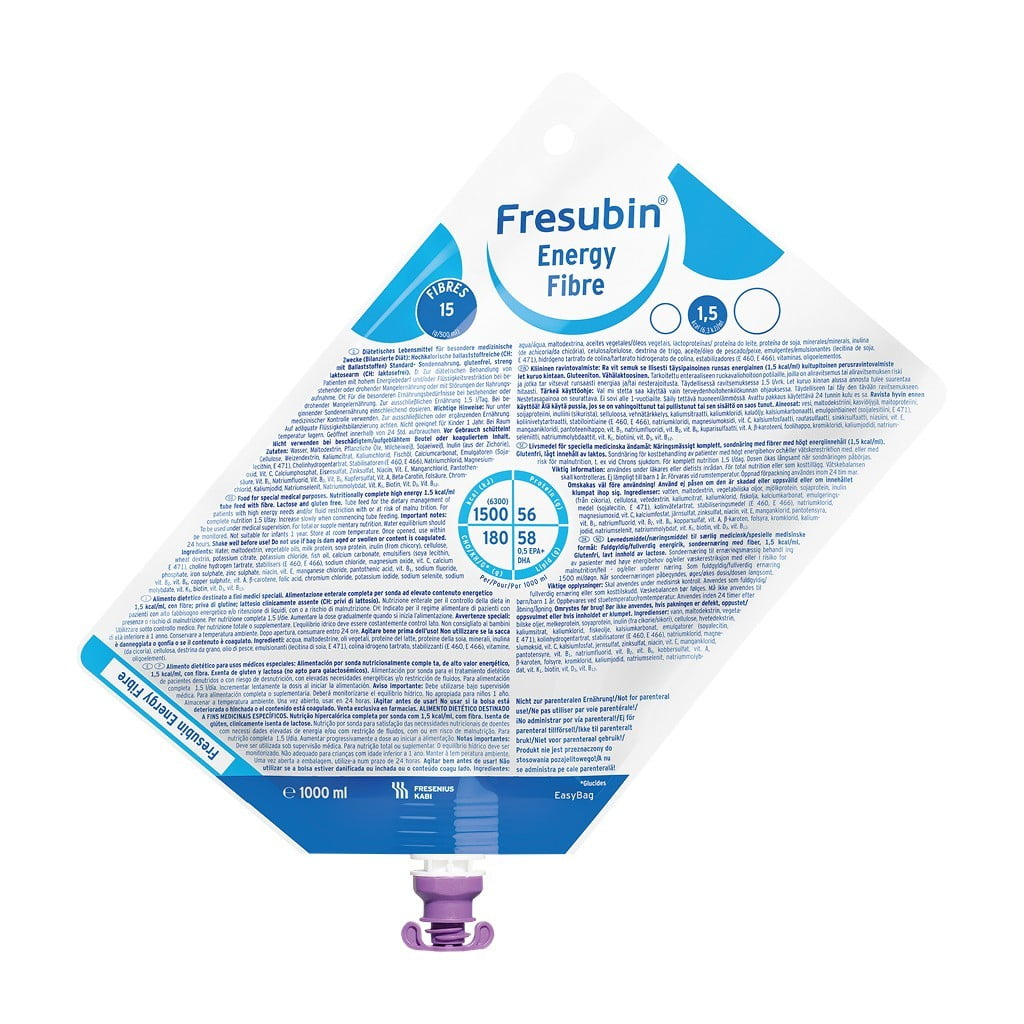 Fresubin Energy Fibre 1.5  - 1.000ml