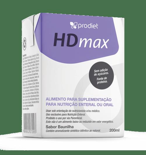HDmax 1.5Kcal sabor baunilha - 200ml