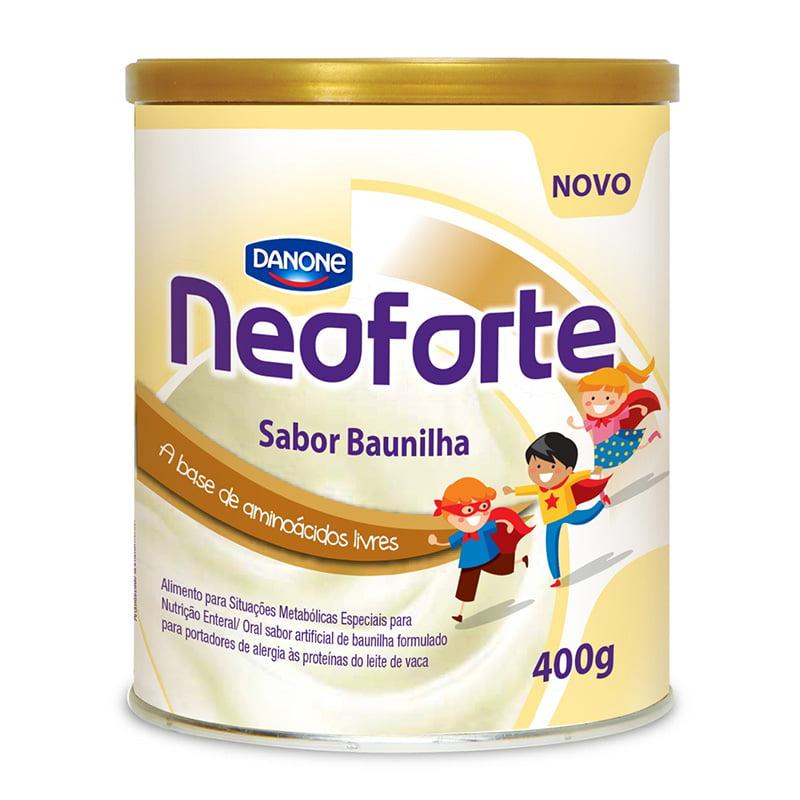 Neoforte Baunilha 400g - Porto Alegre