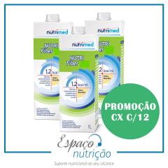 NUTRI FIBER 1.2 CX C/12 litros