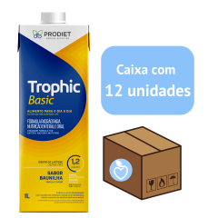 TROPHIC BASIC 1.2 LITRO CX C/12 litros