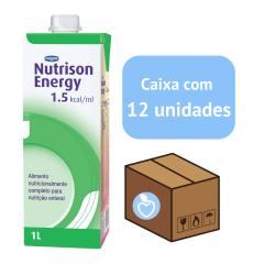 Nutrison Energy 1.5 caixa com 12 unidades