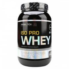 Whey Protein Isolado Probiótica sabor baunilha  - 900g