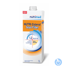 Nutri Enteral Soya Fiber 1.2 Kcal - 1000 ml