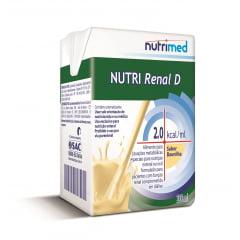 Nutri Renal D 2.0 Kcal sabor baunilha - 200ml