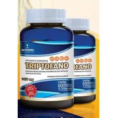 Triptofano zero lactose & zero açúcar - 1.450 mg c/60 cápsulas