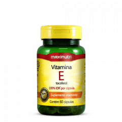 Vitamina E  c/ 60 cápsulas